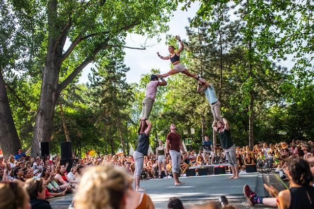 Фестиваль SZIGET 2020
