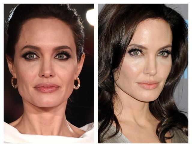 Beauty-эволюция: как менялась внешность Анджелины Джоли (ФОТО) - фото №12