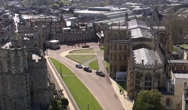 В Великобритании прощаются с принцом Филиппом: онлайн-трансляция - фото №9