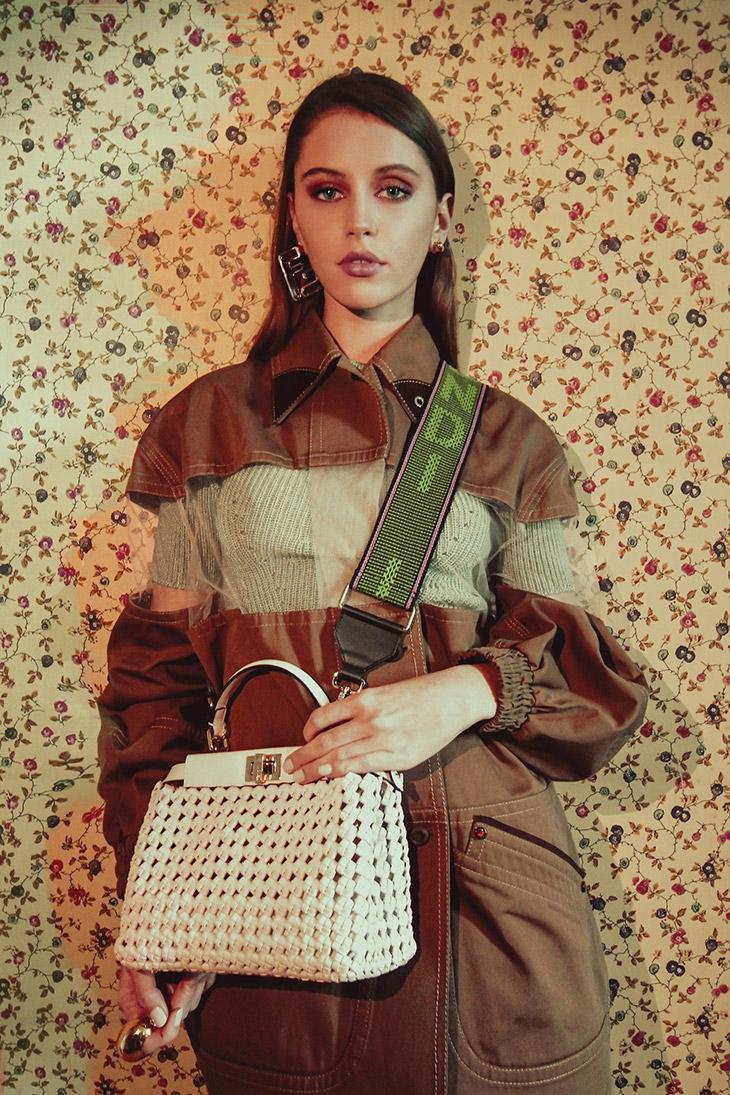 Дочь актера Джуда Лоу стала лицом новой рекламной кампании Fendi (ФОТО) - фото №2