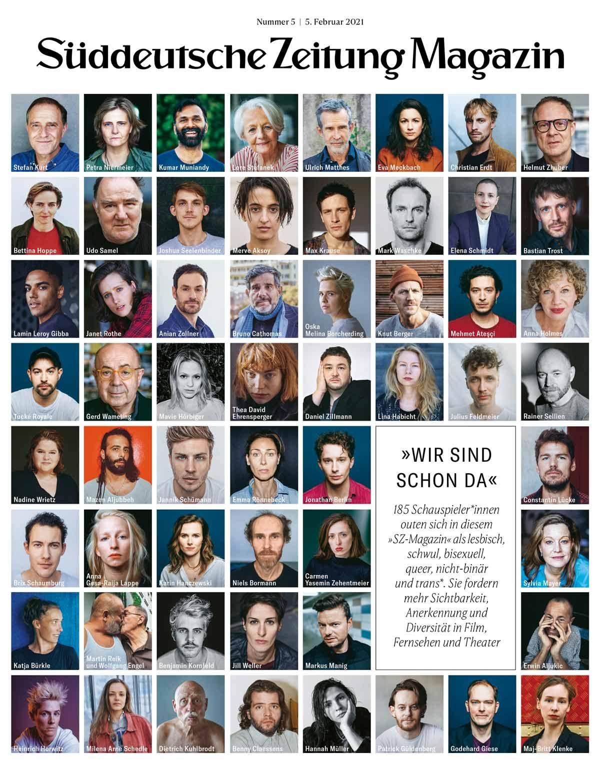 В Германии 185 актеров совершили массовый каминг-аут - фото №1