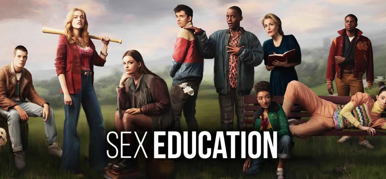 Sex Education 3 трейлер