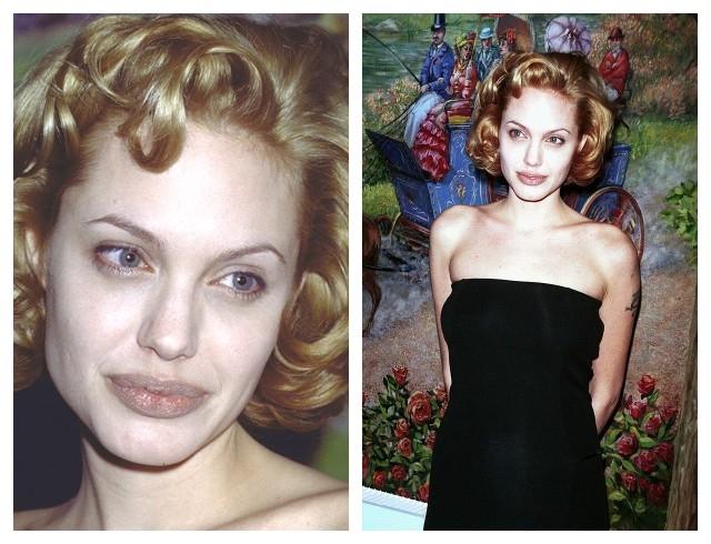 Beauty-эволюция: как менялась внешность Анджелины Джоли (ФОТО) - фото №2