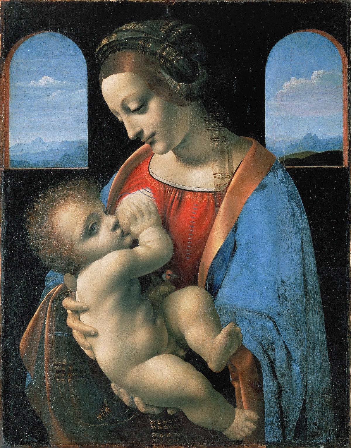 Леонардо да Винчи: интересные факты, неожиданные открытия и самые популярные картины художника - фото №10