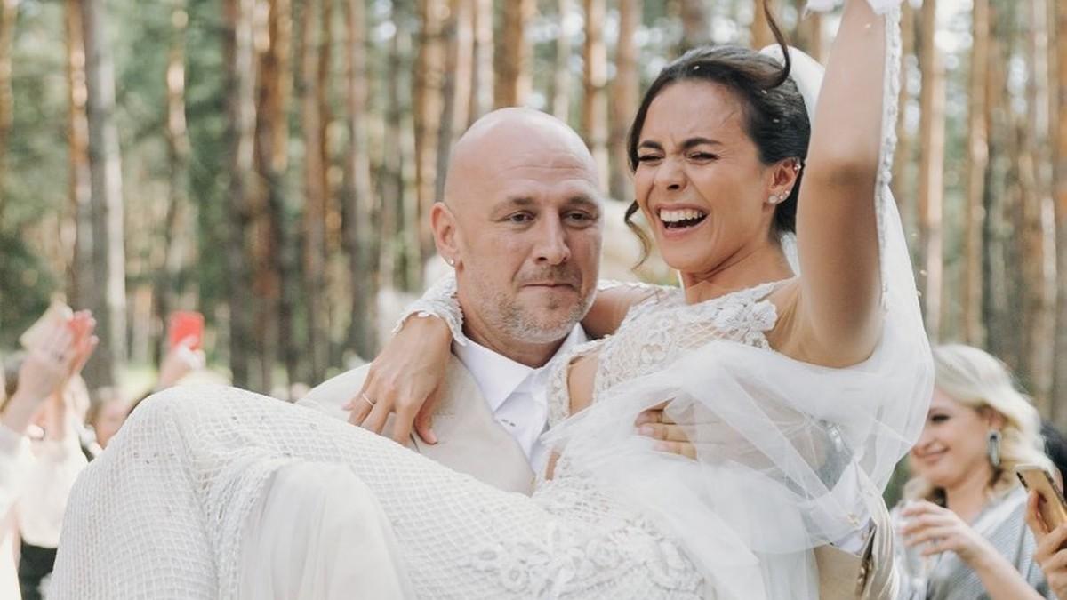 свадьба каменских и потапа