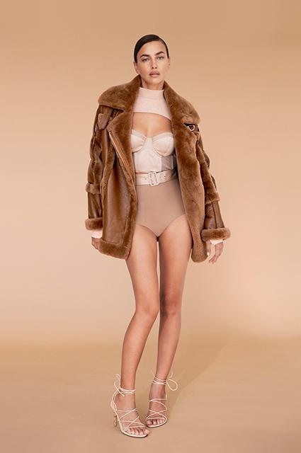 Ирина Шейк показала роскошную фигуру в новой рекламной кампании Nicole Benisti (ФОТО) - фото №1