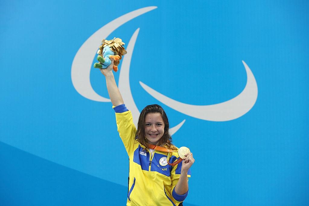 Пловчиха Елизавета Мерешко принесла Украине первое золото на Паралимпиаде в Токио - фото №2