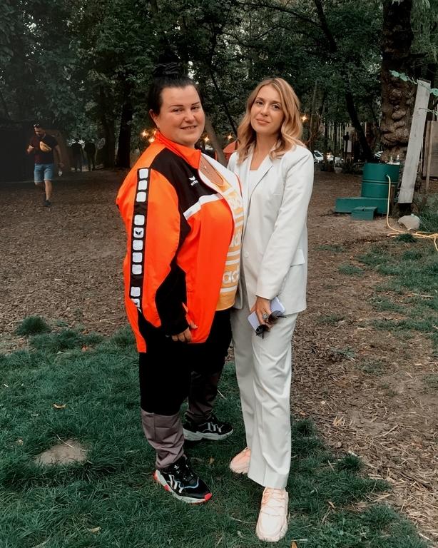 alyona alyona и Анастасия Луговая