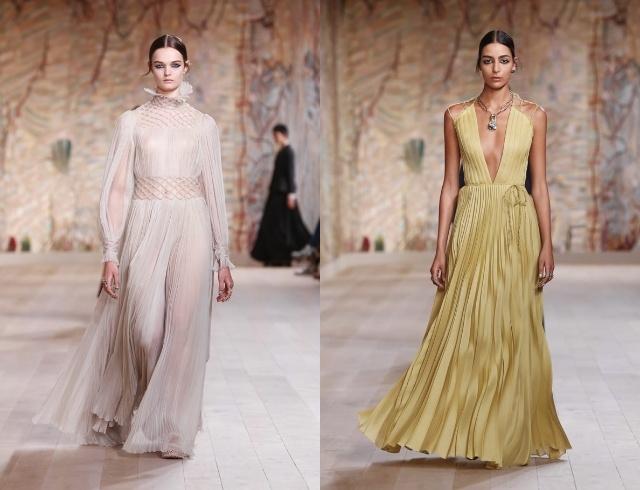 Неделя высокой моды в Париже: Dior, Chanel, Schiaparelli и другие коллекции именитых брендов (ФОТО) - фото №5