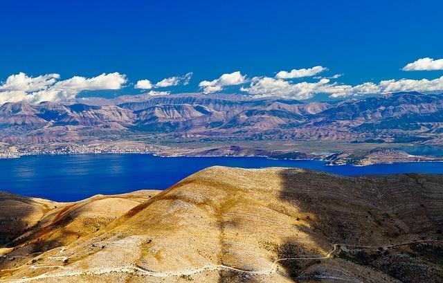 Албания горы фото
