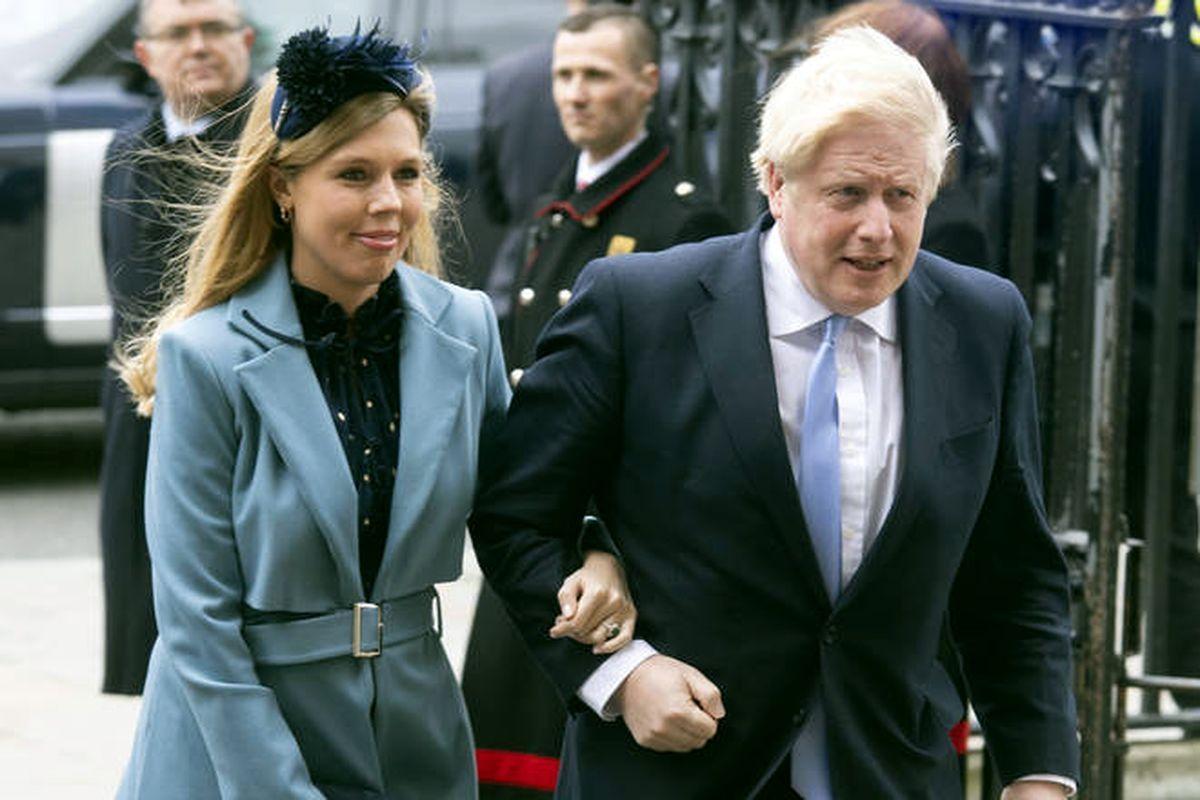 У беременной невесты премьер-министра Великобритании диагностировали коронавирус - фото №2