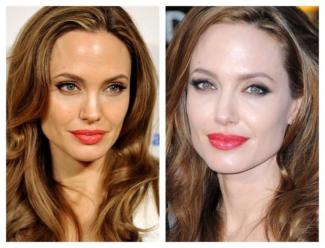Beauty-эволюция: как менялась внешность Анджелины Джоли (ФОТО) - фото №11