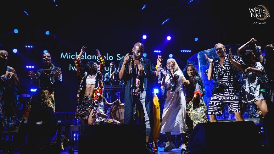 Полное погружение в мир страстной Африки: как прошел White Nights Festival. Africa (ФОТО) - фото №8