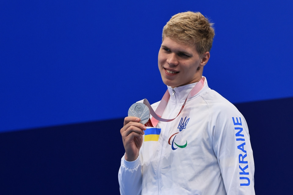 Украиснкий пловец Максим Крипак установил мировой рекорд на Паралимпийских играх - фото №2