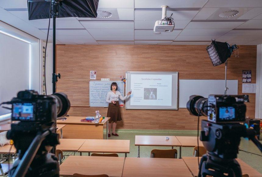 """""""Школа онлайн"""": лучшие учителя Украины теперь будут ежедневно проводить уроки для всех детей - фото №1"""
