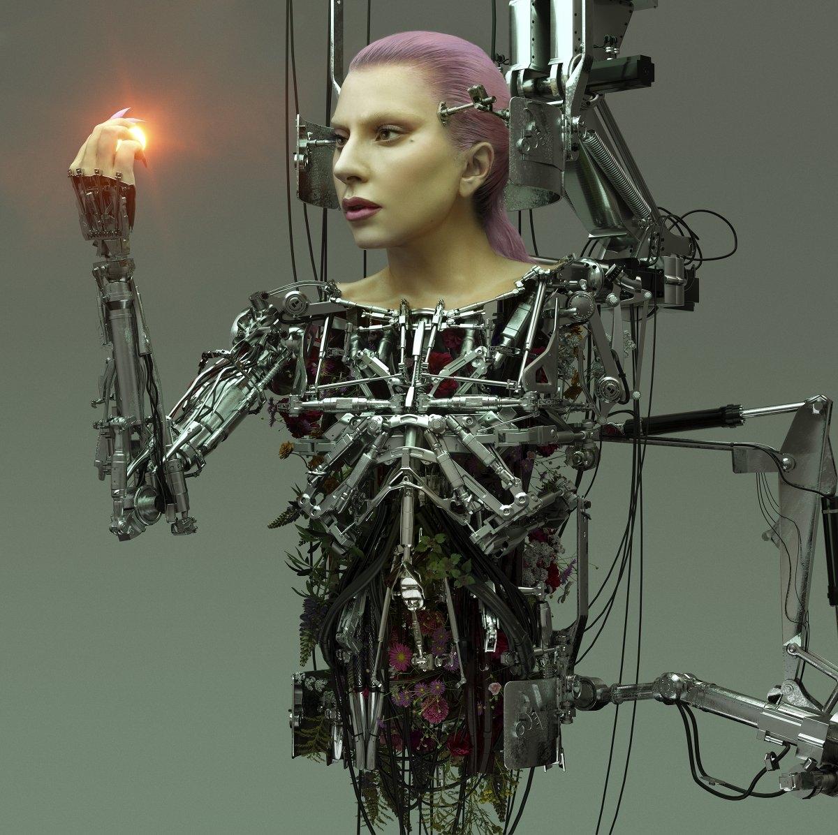 Обнаженная Леди Гага в эпатажной фотосессии для Paper (ФОТО) - фото №3