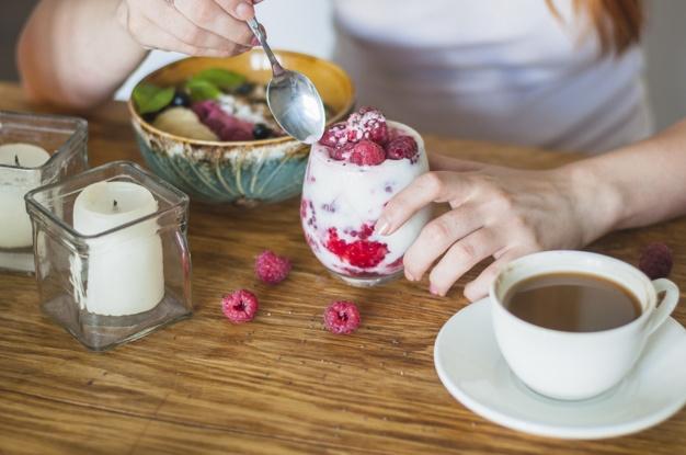 йогурт похудение