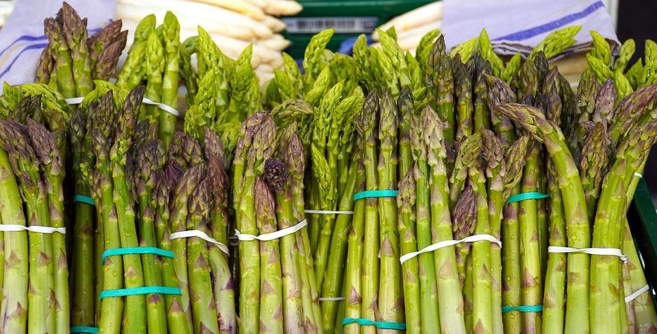 весна полезные продукты