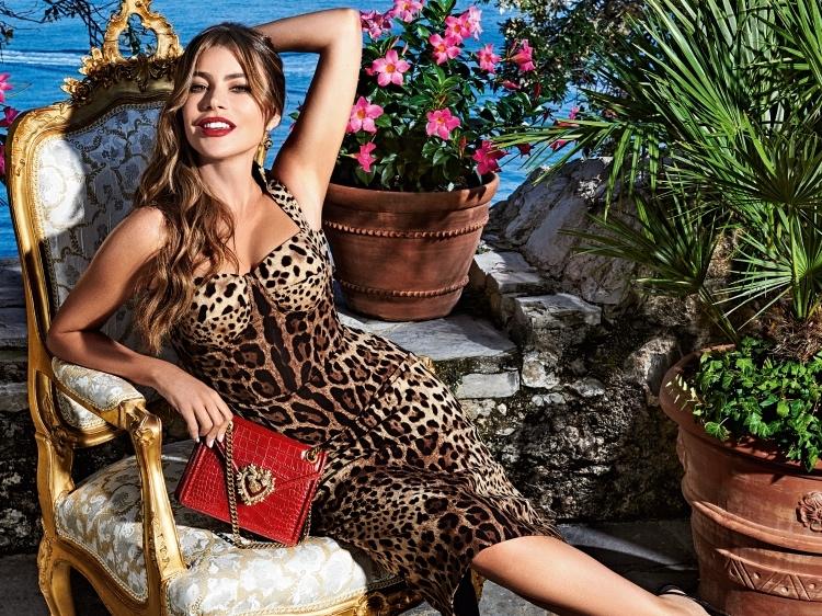 Ослепительная красота: София Вергара — новое лицо Dolce&Gabbana (ФОТО) - фото №1