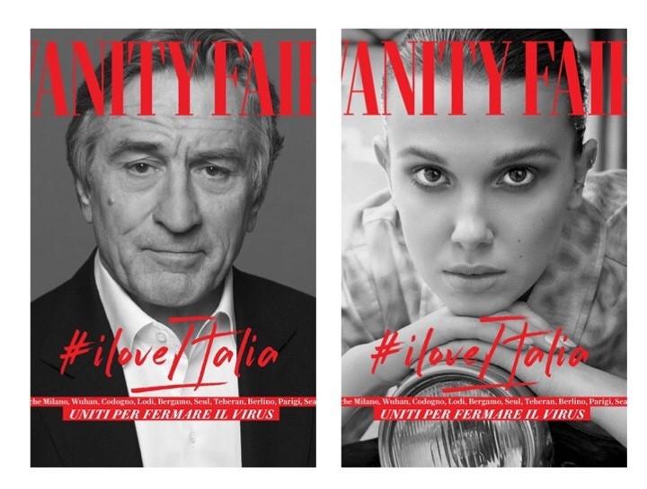 """""""Объединимся, чтобы остановить вирус"""" — невероятный фотопроект журнала Vanity Fair (ФОТО) - фото №3"""