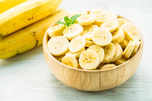 банановое пюре для кожи головы