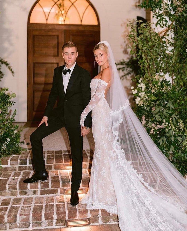 Джастин Бибер спровоцировал слухи о беременности своей жены Хейли - фото №2