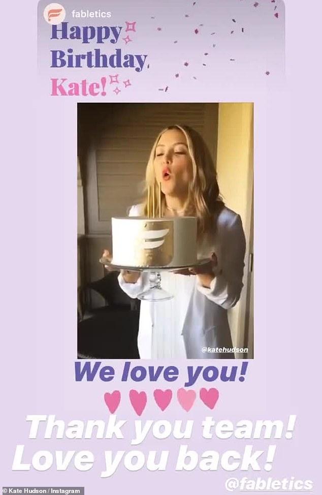 Кейт Хадсон — 41: как актриса отпраздновала день рождения (ФОТО) - фото №2