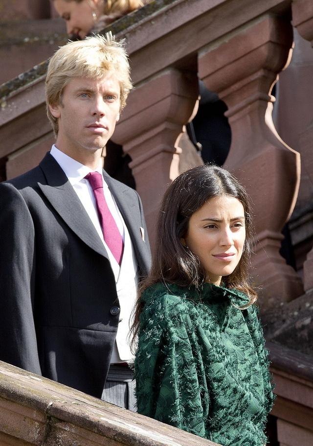 Принц Кристиан Ганноверский и Алессандра де Осма стали родителями