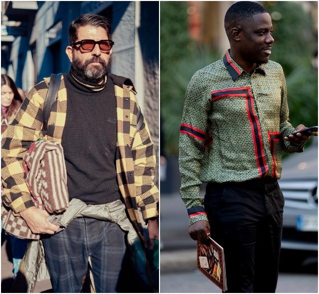 Что носят в Милане: обзор лучших стритстайл-образов с Недели мужской моды - фото №21