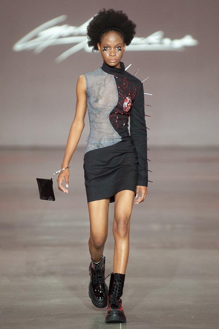 Новое поколение моды: знакомимся с молодыми дизайнерами, которые представили свои коллекции в рамках Ukrainian Fashion Week noseason sept 2021 - фото №3