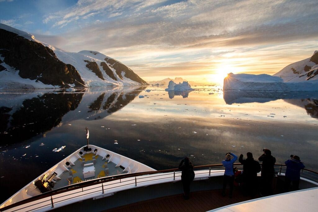 От вершин Бутана до чудес Антарктиды: смотрите вдохновляющий ролик круизной компании Silversea Cruises (ВИДЕО) - фото №3