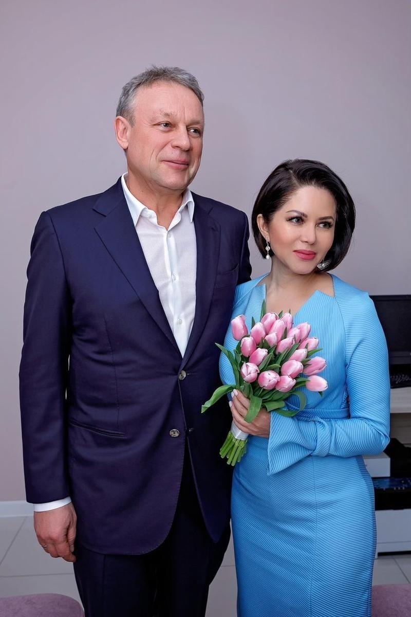 Копия Анастасии Заворотнюк: Сергей Жигунов тайно женился на ВикторииВорожбит - фото №3