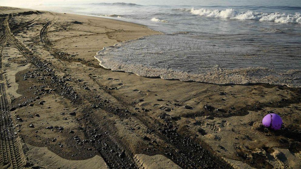 Экологическая катастрофа: в Калифорнии в океан попало более полумиллиона литров нефти (ФОТО) - фото №4