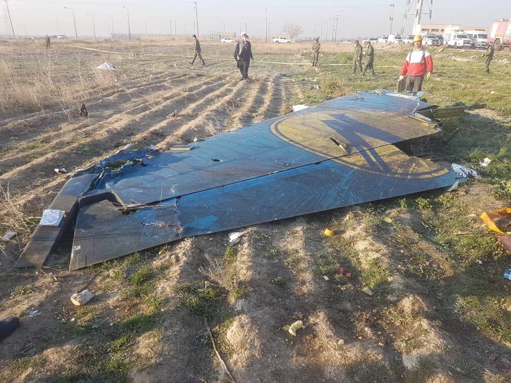 разбился самолет мау в иране