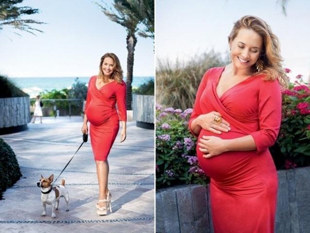 жанны фриске беременна фото