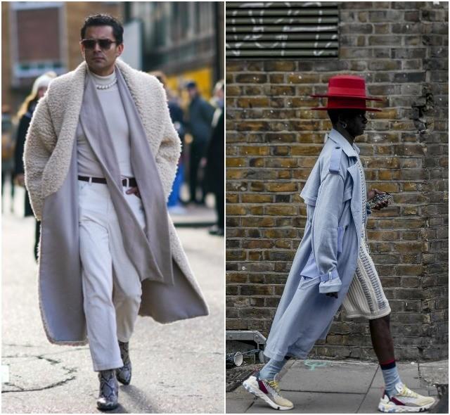 Мужская неделя моды в Лондоне: лучшие стритстайл-образы (ФОТО) - фото №25