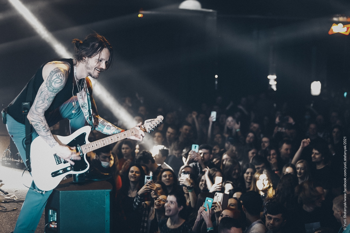 Камерная вечеринка: как прошел масштабный сольный концерт O.Torvald в Киеве (ФОТО) - фото №3