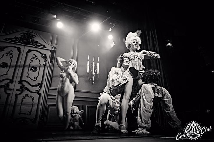 """Звездные гости, танцевальная экспрессия и живой вокал: расписание ближайших эротических варьете """"Рояль"""" (21+) - фото №1"""