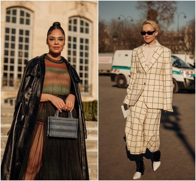 Стритстайл на Неделе высокой моды в Париже: как носить кутюр каждый день - фото №4