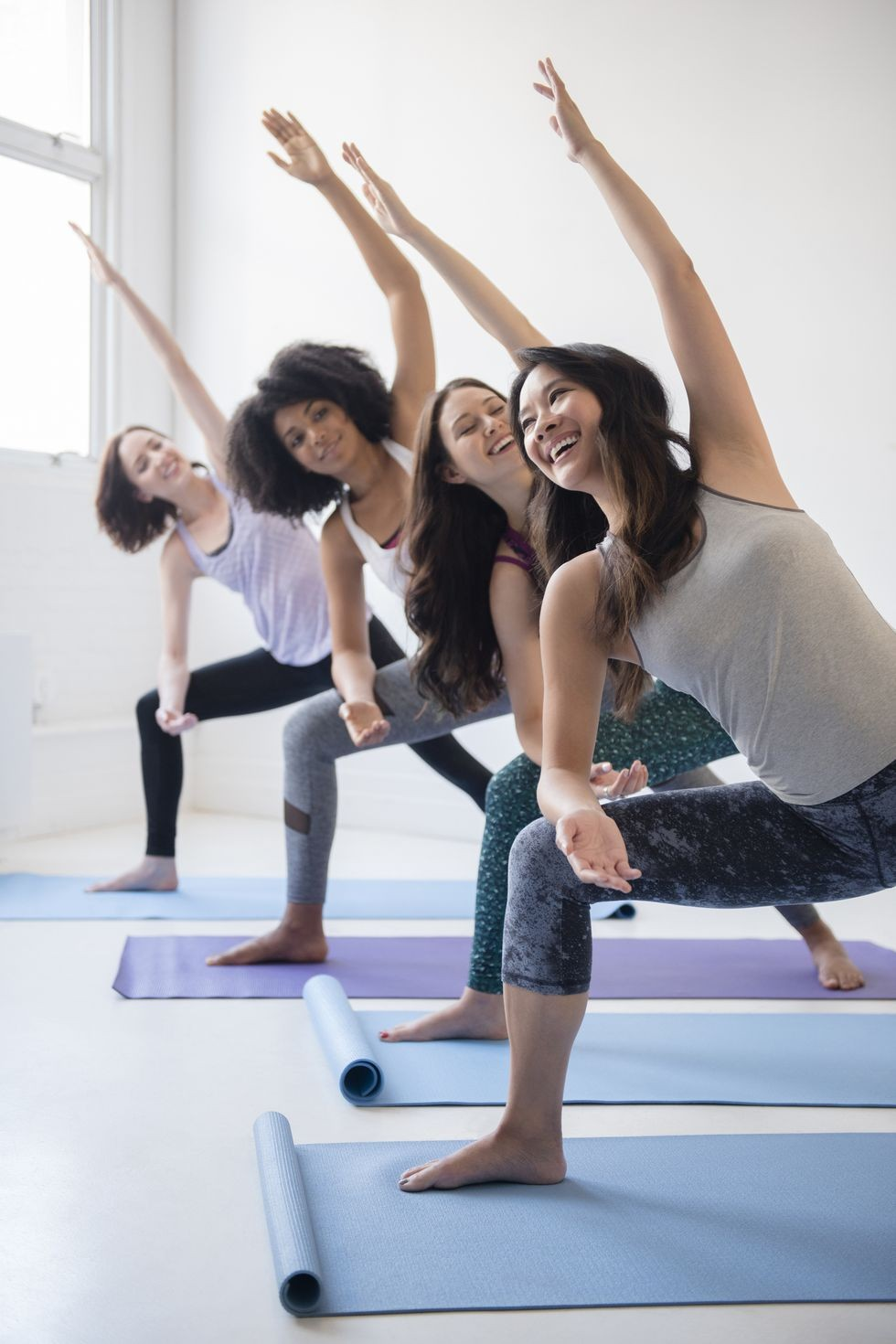 Запишитесь на фитнес-класс