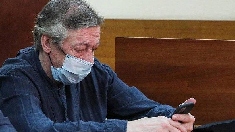 михаил ефремов суд