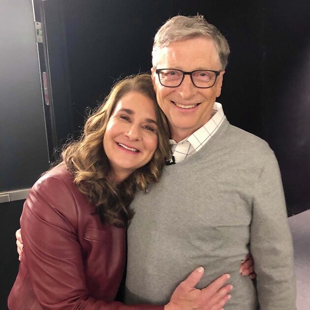 Билл и Мелинда Гейтс заявили о разводе после 27 лет брака - фото №2