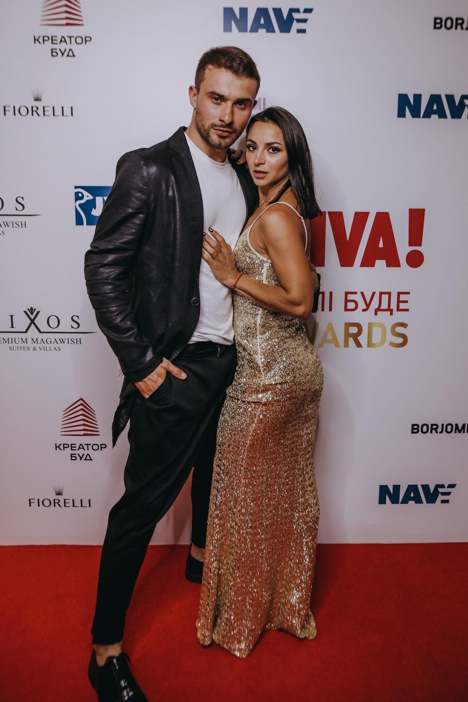 Viva! Awards 2021: выбираем самый эффектный наряды на красной дорожке (ФОТО+ГОЛОСОВАНИЕ) - фото №7