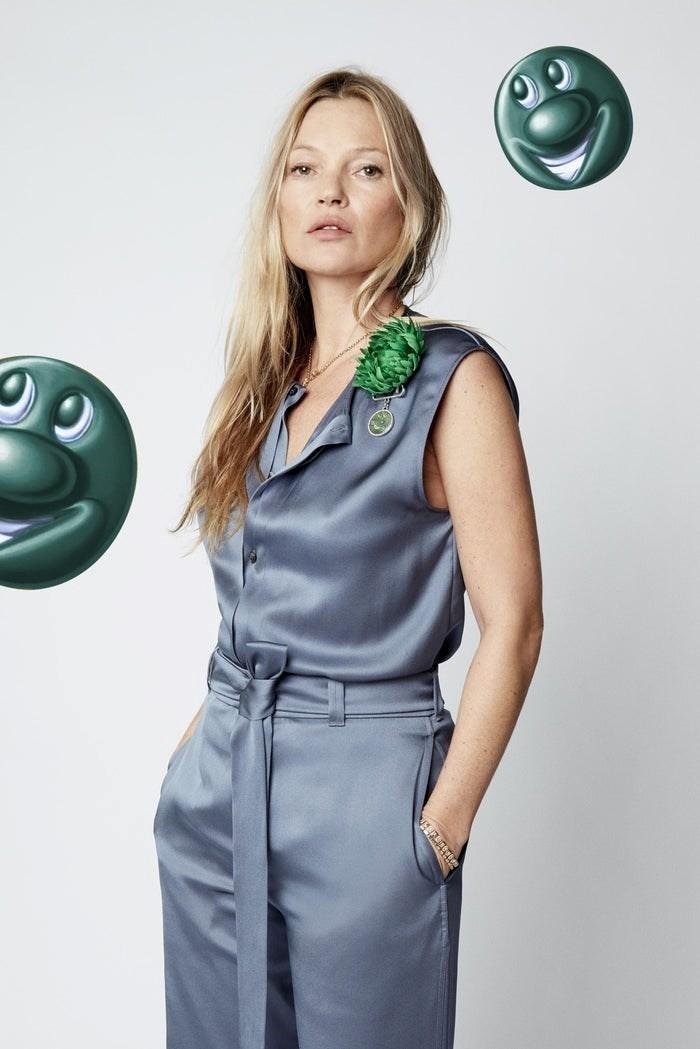 Роберт Паттинсон, Кейт Мосс, Белла Хадид и другие звезды в рекламной кампании Dior Pre-Fall 2021 (ФОТО) - фото №2