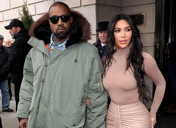 Теперь официально: Ким Кардашьян подала на развод с Канье Уэстом - фото №1
