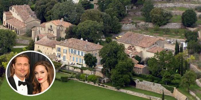 Анджелина Джоли хочет избавиться от общего бизнеса со своим экс-супругом Брэдом Питтом - фото №2