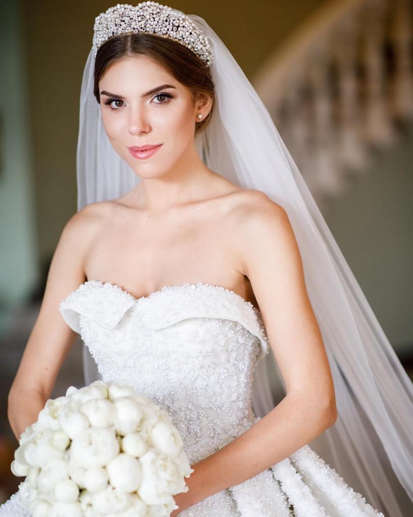 Самые яркие свадебные платья украинских звезд (ФОТО) - фото №19