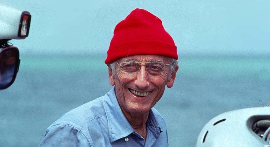 Жа-ИвКусто отмечает день рождения: как легендарный мореплаватель ввел моду на шапки? - фото №1