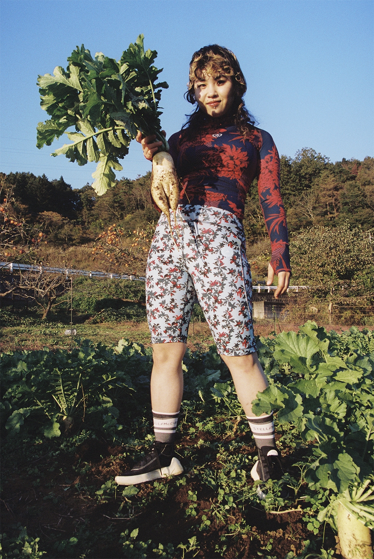 Дочь Мадонны Лурдес Леон снялась в рекламной кампании Stella McCartney x Adidas (ФОТО) - фото №4