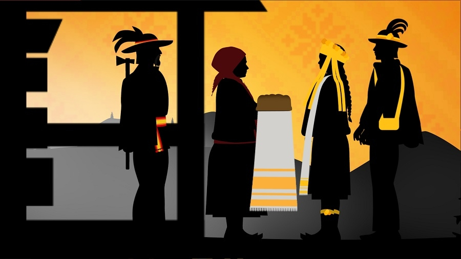 """""""Дзеркало життя"""": прем'єра завершальної серії колоритної анімаційної історії гуцулів(ВІДЕО) - фото №3"""